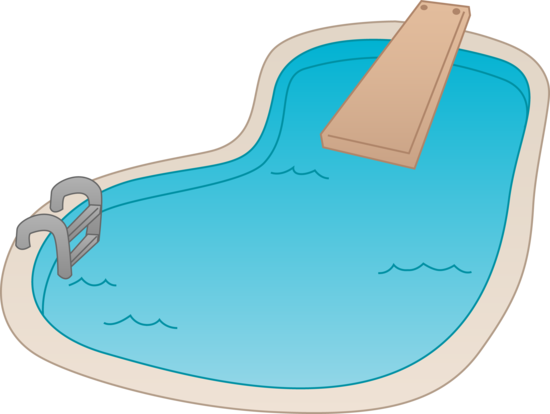 Spa Clip Art Pool