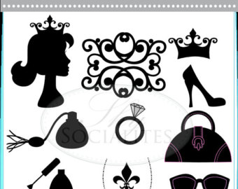 Diva Fashion Clipart - Clipart Kid
