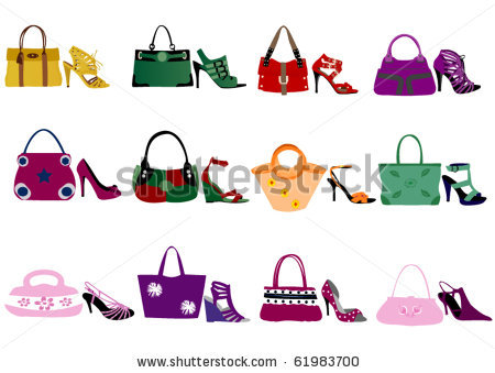 Bag Of Shoes Clipart   Cliparthut   Free Clipart