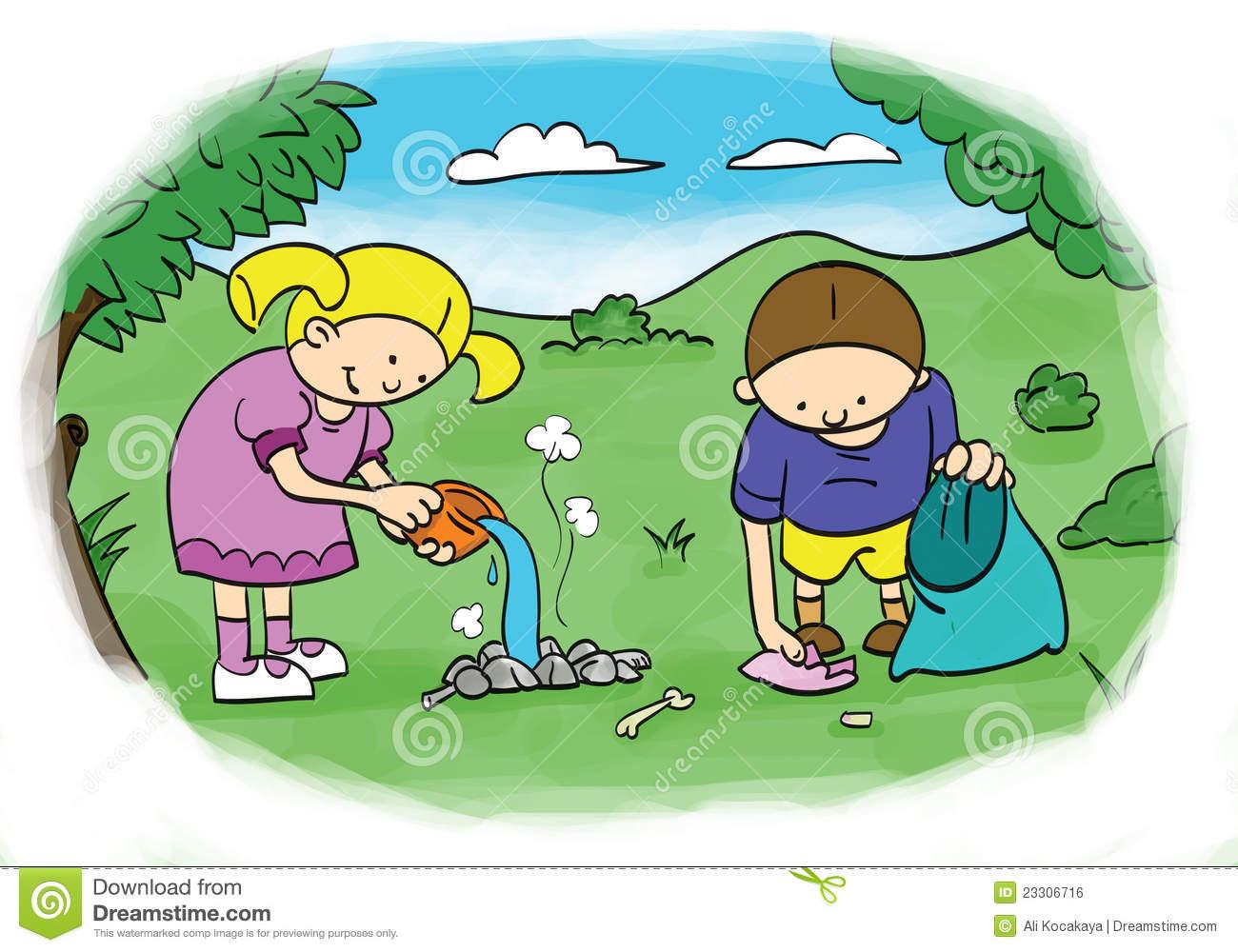 Clean Environment Clip...
