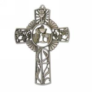First Communion Cross Clipart - Clipart Suggest