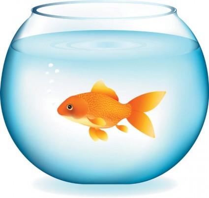 Goldfish Bowl Clipart Clipart Suggest