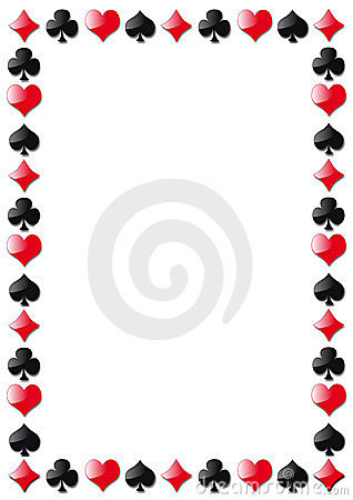 Playing Cards Royalty Free Stock Photography   Image  20418087