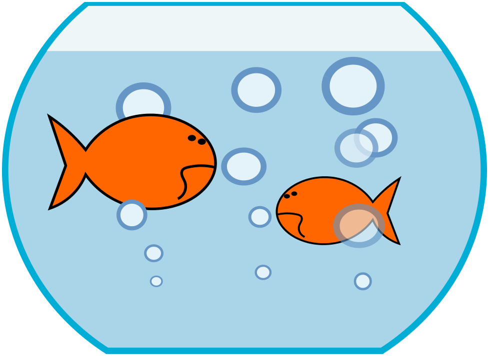 Share Goldfish In Bowl Clipart With You Friends