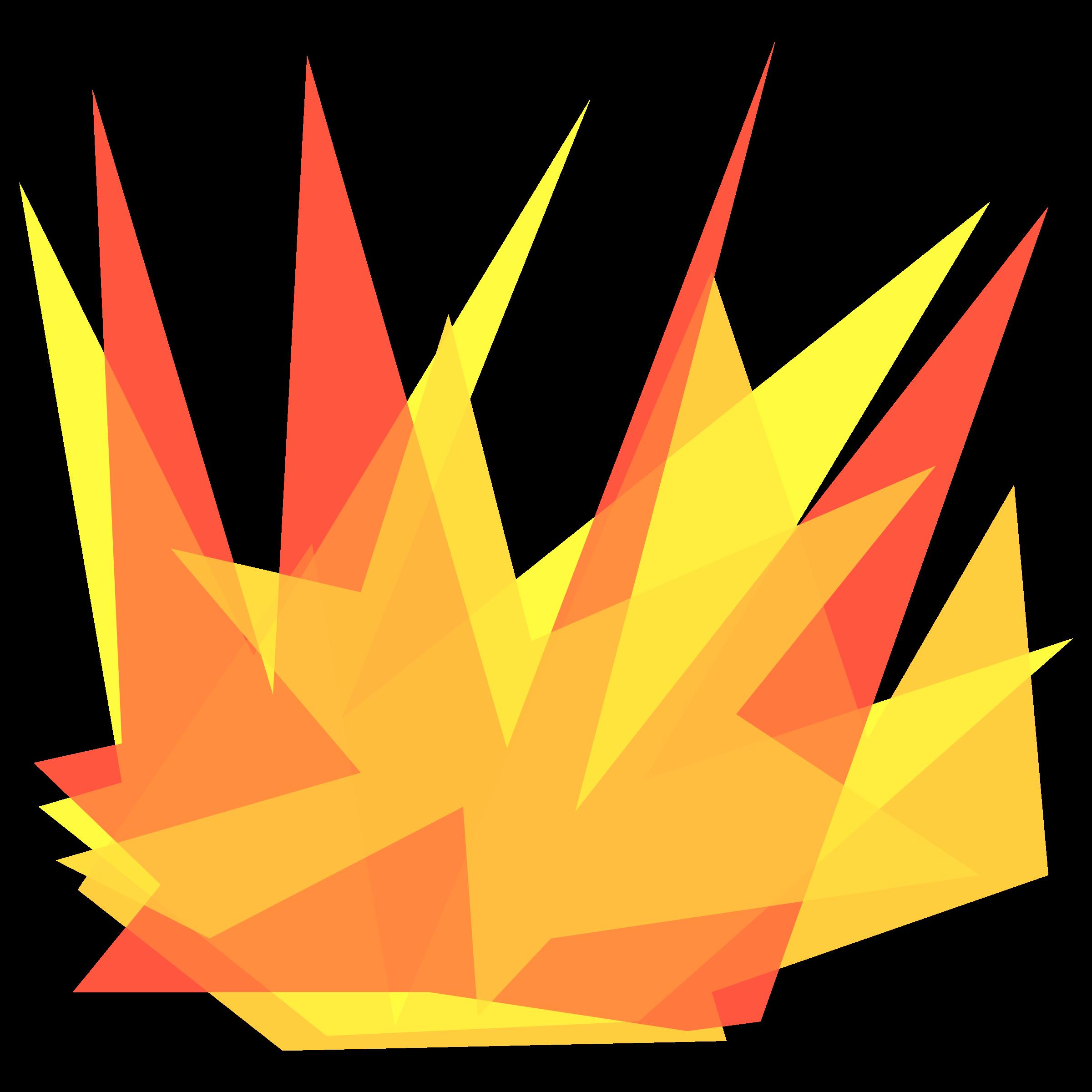cartoon explosion clipart