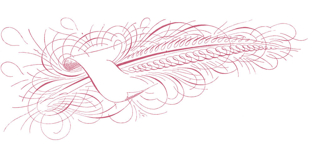 Feather Pen   Printablesgraphics   Clip Art   Pinterest