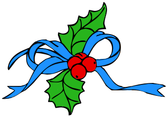 Free To Use   Public Domain Holly Clip Art
