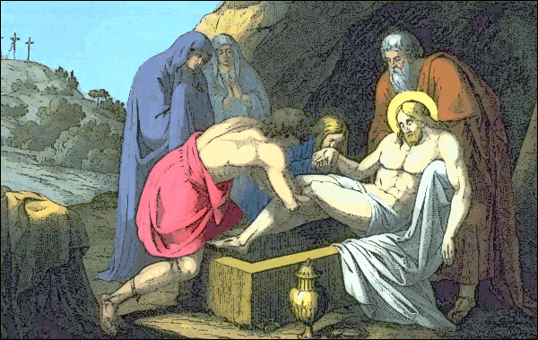 Christian Jesus Burial Clipart Clipart Suggest