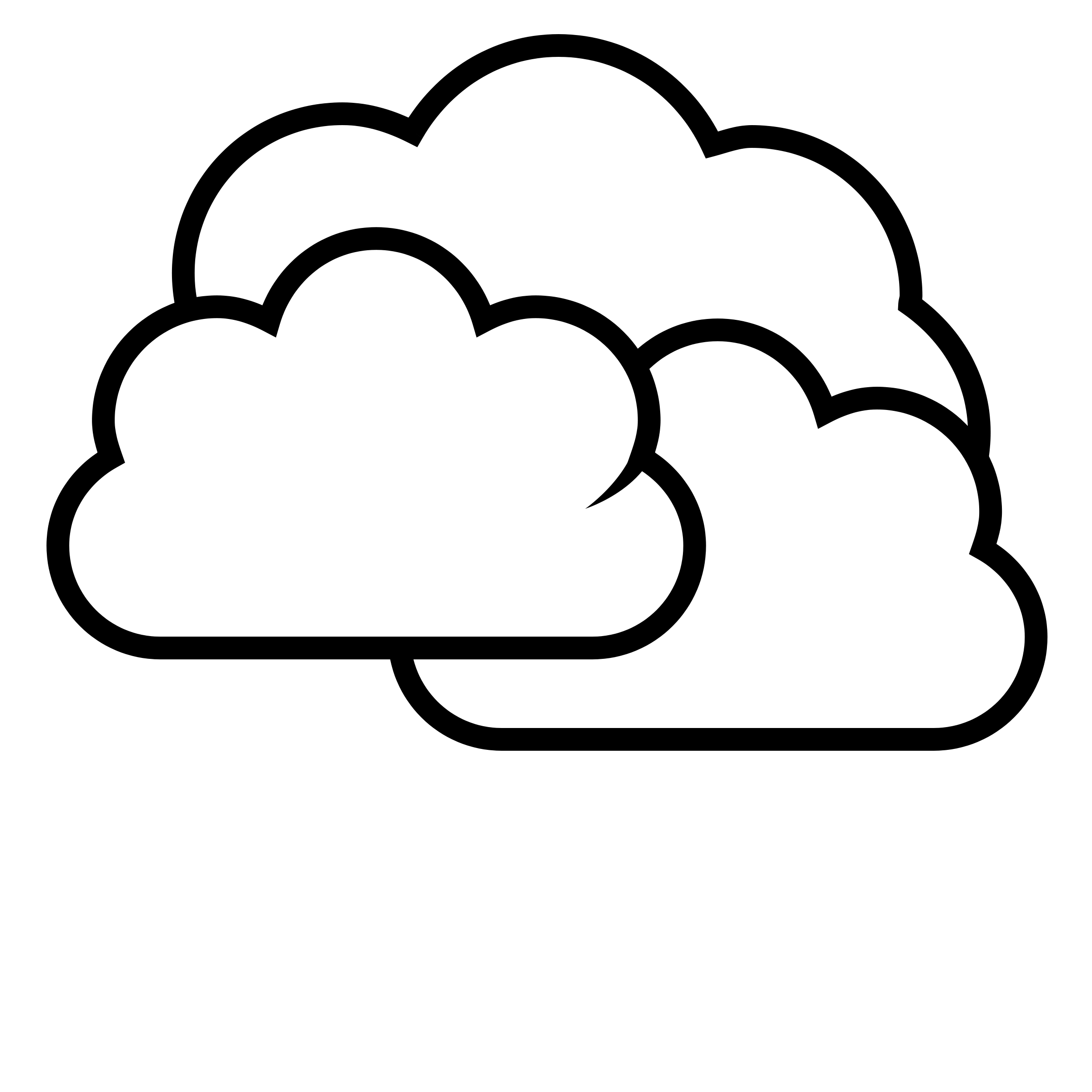 Partly Cloudy Clipart Black And White Cloudy Clipart Black And White