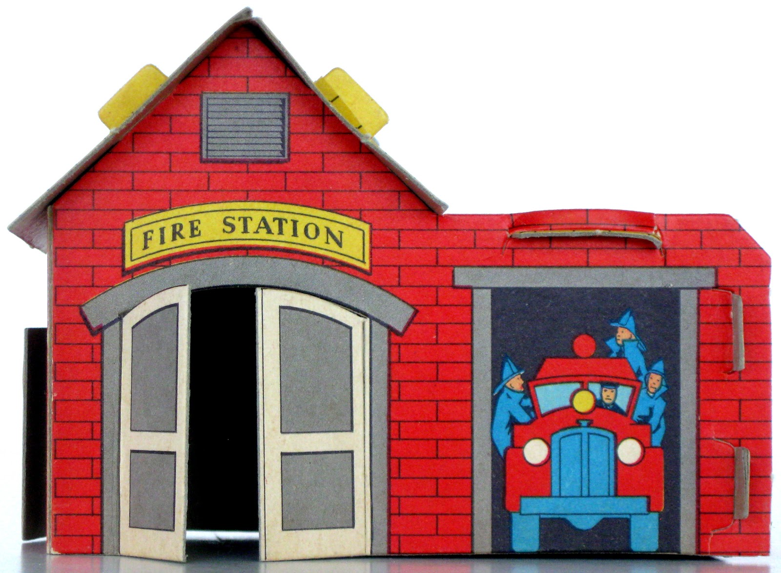 Fire Station Clipart - Clipart Kid