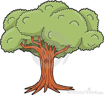 Big Tree Clipart - Clipart Kid