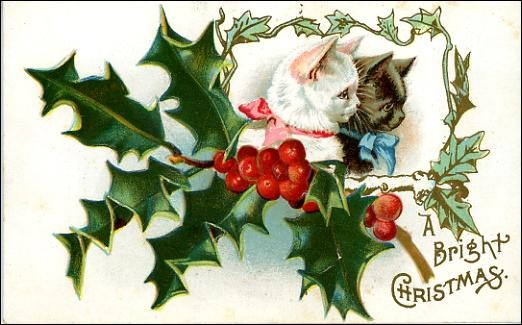 Clip Art From Vintage Holiday Crafts   Blog Archive   Free Vintage