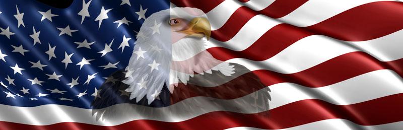 clip art american flag eagle - photo #7