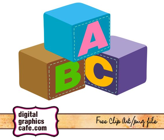 Building Blocks Of Art : Baby building blocks clipart suggest