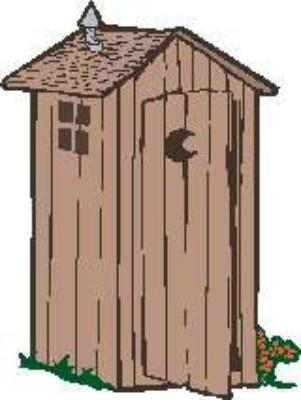 Chicken Dinner  Outhouses
