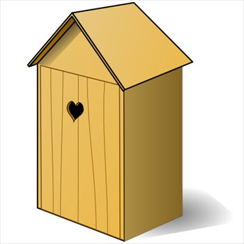 Free Outhouse Clipart   Free Clipart Graphics Images And Photos