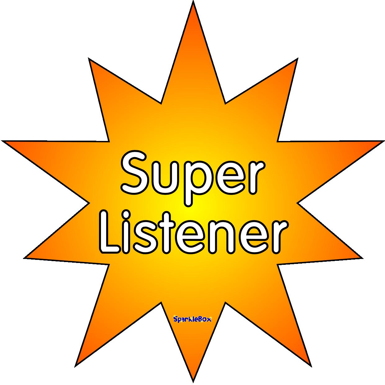 clipart good listener - photo #33