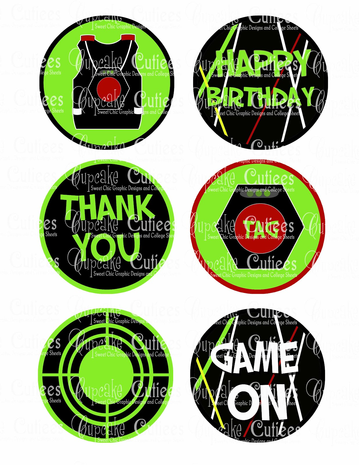 Laser Tag Clipart Images