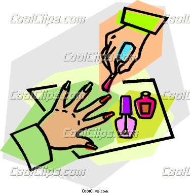 Manicure Clipart   Clipart Panda   Free Clipart Images