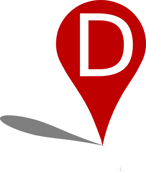 Pin Point Location Marker