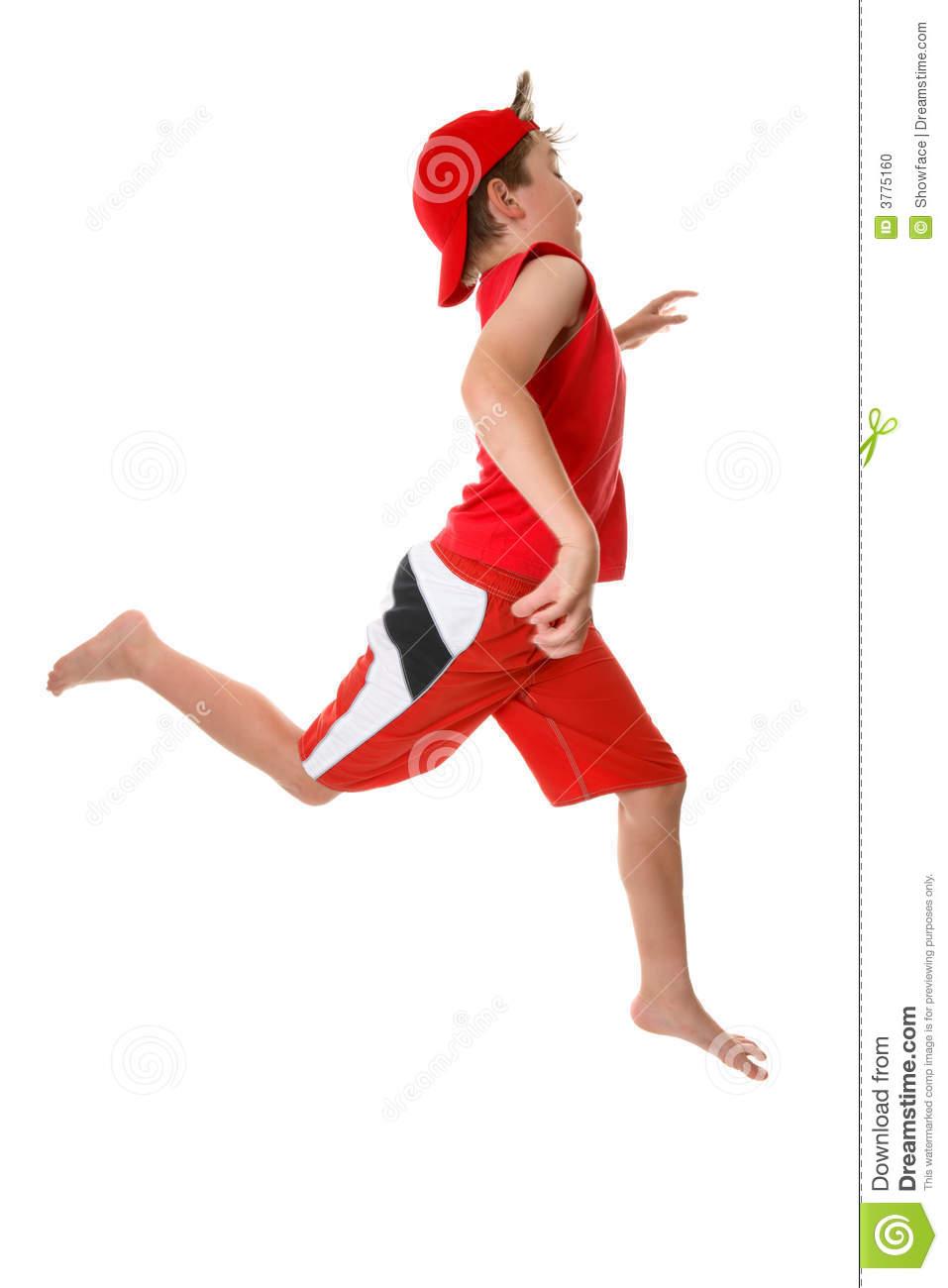 Boy Running Fast Clipart Child Running Fast