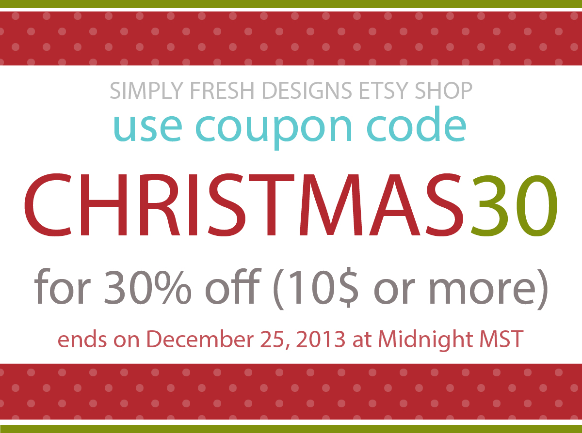 christmas coupon clipart clipart kid coupon clipart enjoy this 30 off coupon on