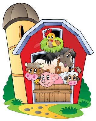 Farm Animal Clipart   Cliparthut   Free Clipart