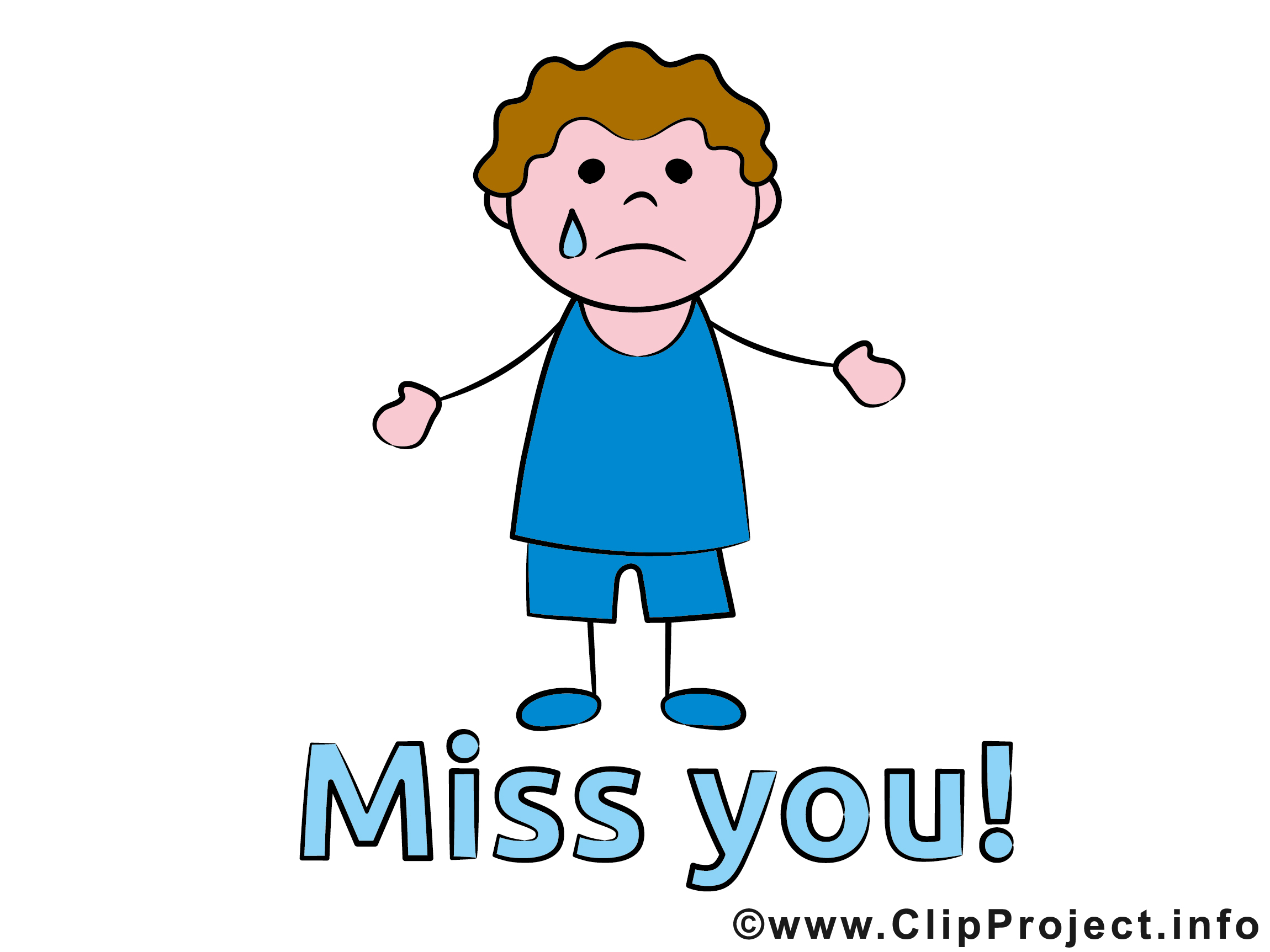 Clip Art Miss You Clipart miss you clipart kid clipart