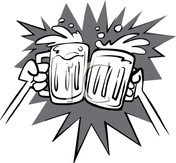 Royalty Free Beer Clip Art Food Clipart