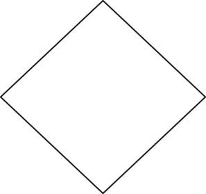 Diamond Shape Clipart - Clipart Suggest
