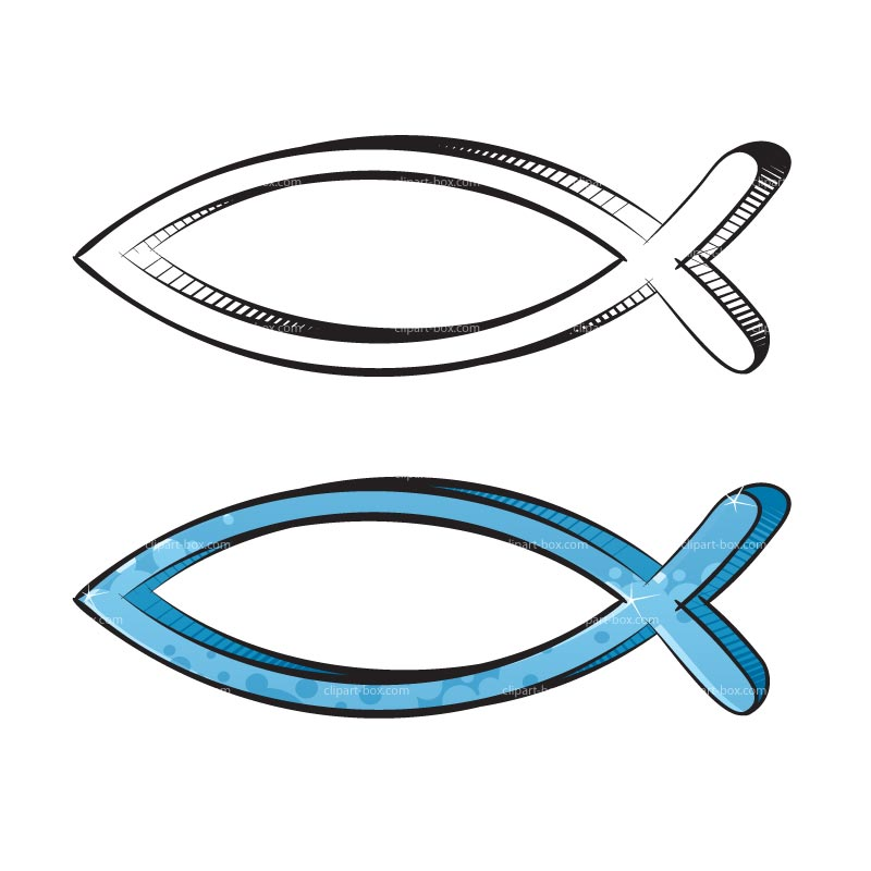 Christian Fish Clip Art Free