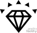 Diamond Clip Art Black And White   Clipart Panda   Free Clipart Images