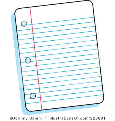 Lined Paper Clipart   Clipart Panda   Free Clipart Images