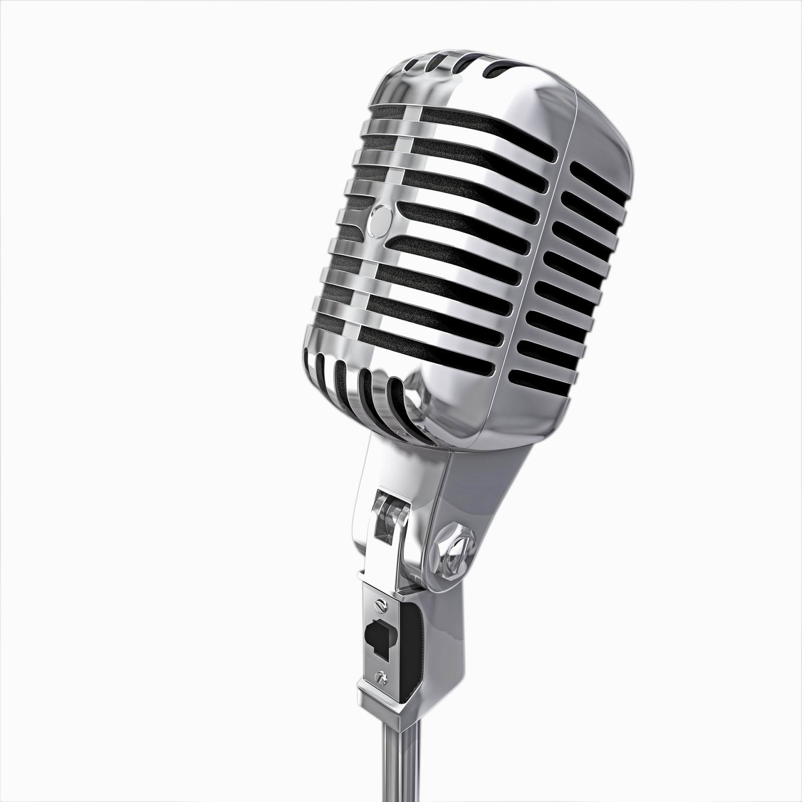 Cartoon Microphone Clipart - Clipart Suggest