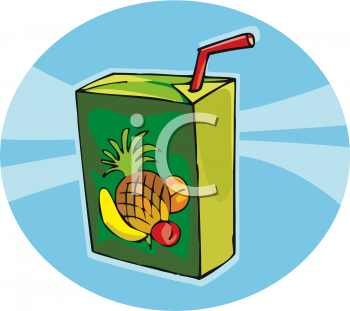 Juice Box Clipart - Clipart Suggest