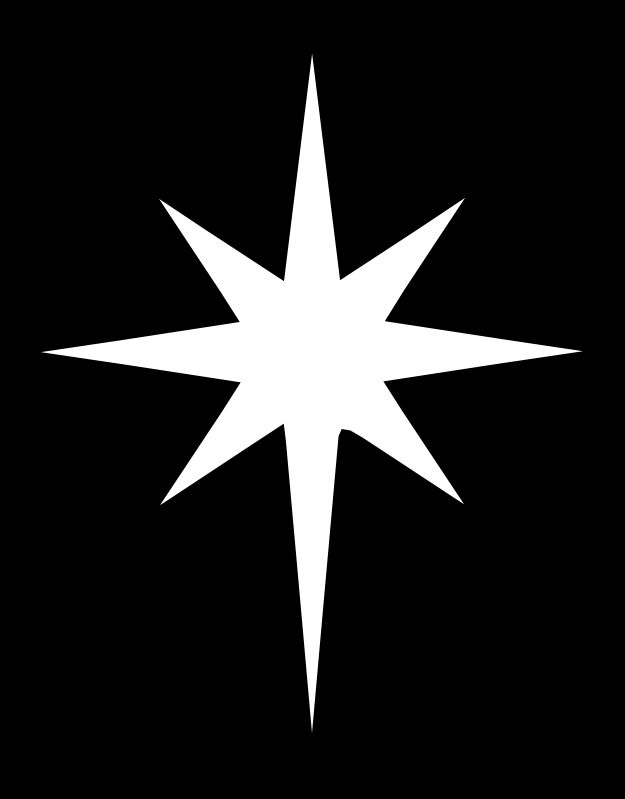 Bethlehem star images christian clipart suggest