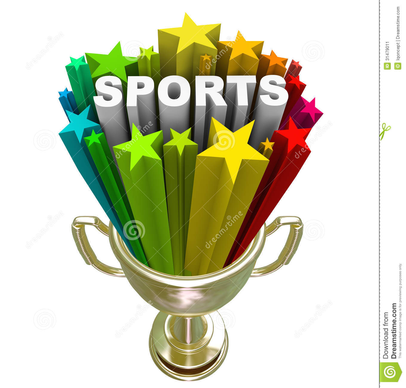 Word Sport Clipart - Clipart Kid