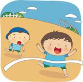 Winning A Race Clipart - Clipart Kid