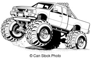 4x4 Clipart And Stock Illustrations  1483 4x4 Vector Eps