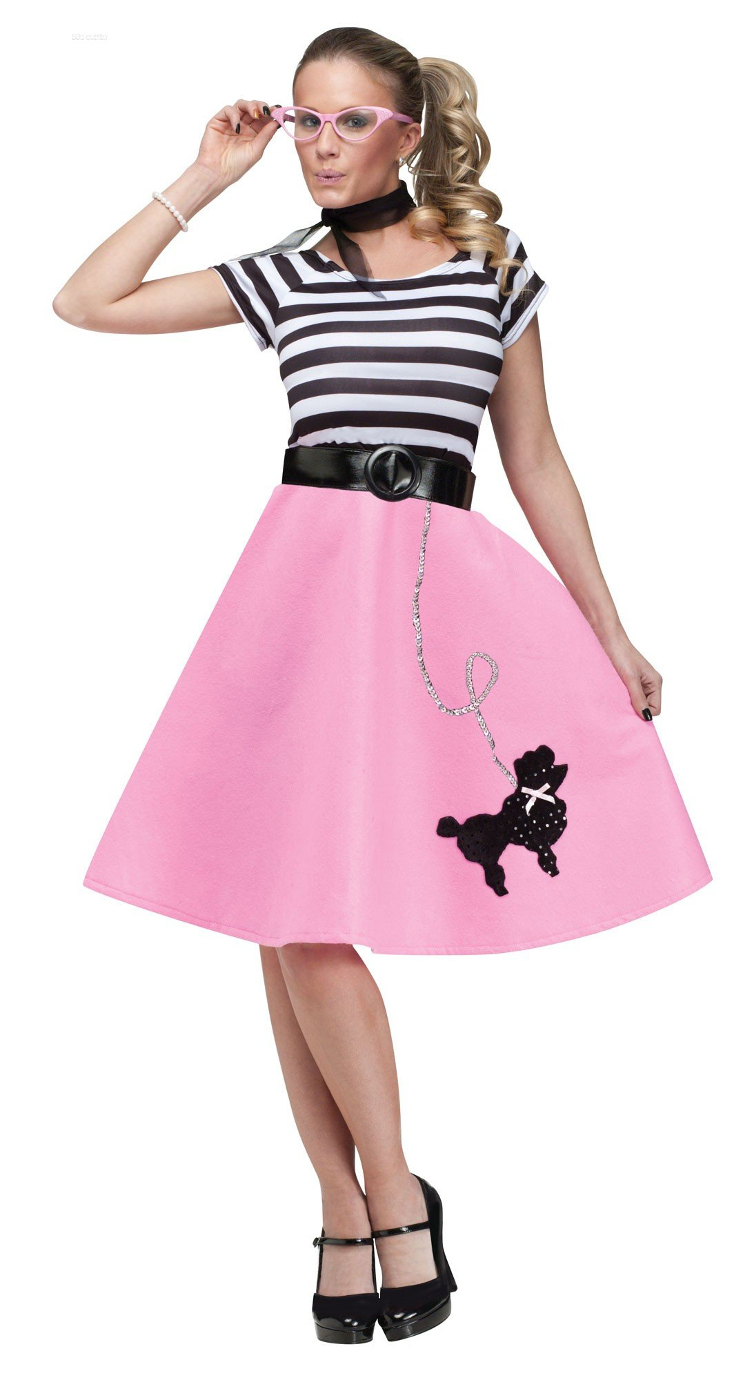 50s Soda Shop Sweetie   The Best 50 S 60 S 70 S   80 S Costumes And
