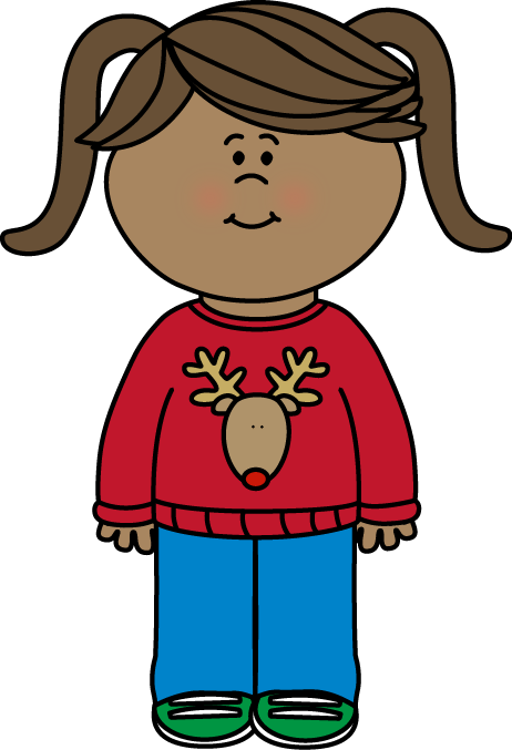 Christmas Sweataer Clipart - Clipart Suggest