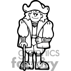 Clip Art Christopher Columbus Clipart christopher columbus black and white clipart kid columbus