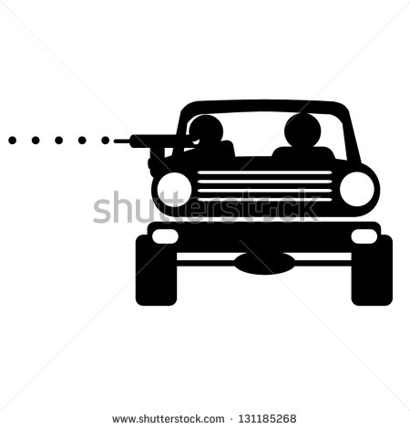 Four Wheel Drive Stock Vectors   Vector Clip Art   Shutterstock