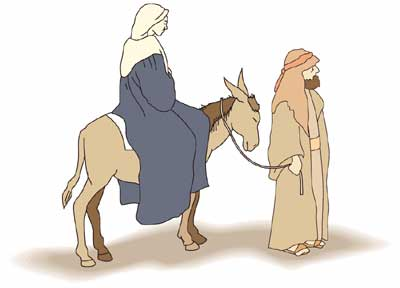 Free Clipart Of Religious Christmas Religious Clipart Of Joseph