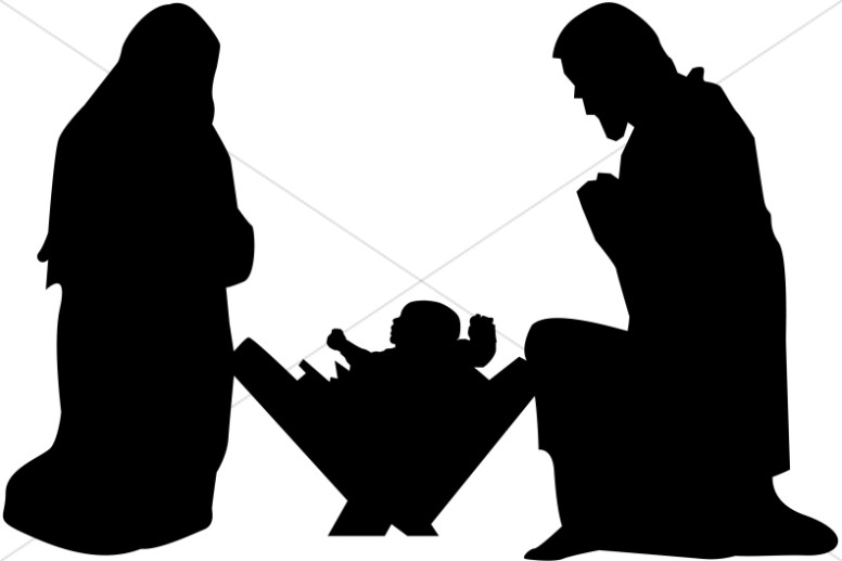 Nativity Clipart Clip Art Nativity Graphic Nativity Image