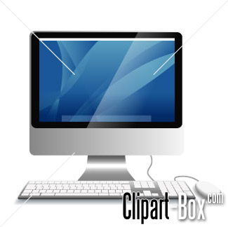 Related Imac Computer Cliparts