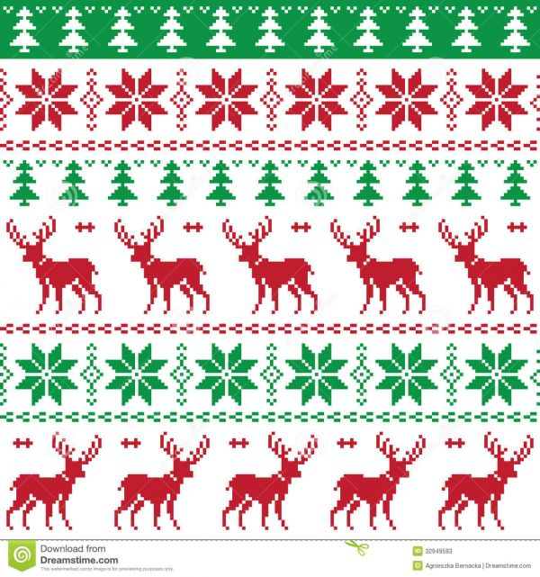 Cute Holiday Sweater Clipart