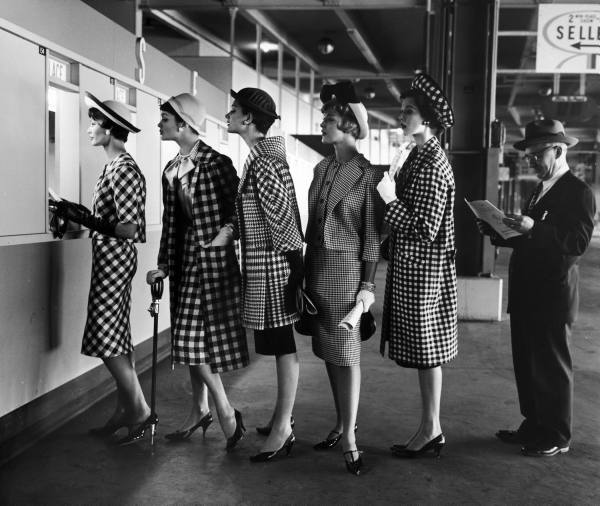 Uncle Eddie S Theory Corner  Womens Fashion In The 50s