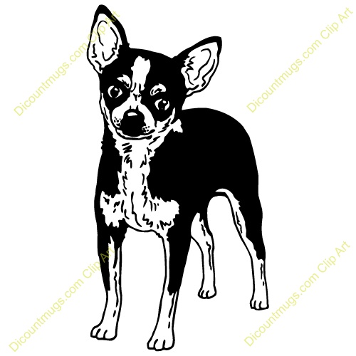 Clip Art Chihuahua Clipart chihuahua clipart kid chihuahuafront