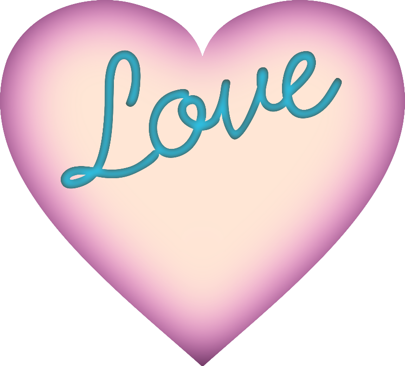 Love Heart Clipart - Clipart Suggest